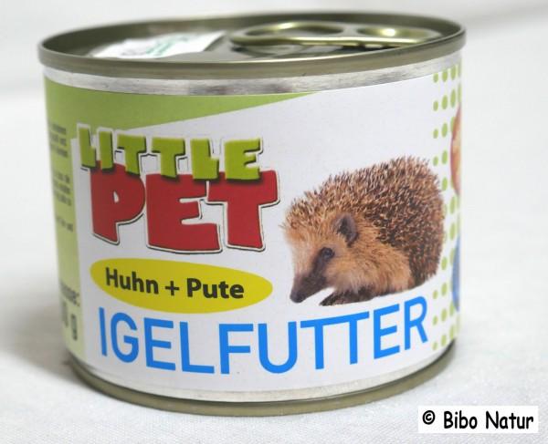 Igelfutter Hunhn + Pute