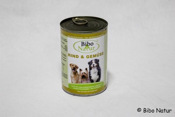Bibo Natur Rind und Gemüse
