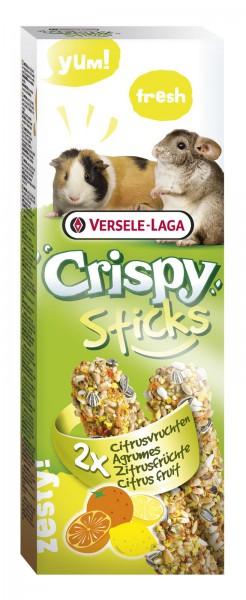 Crispy Sticks Zitrusfrüchte