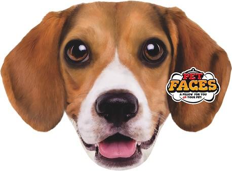 Kissen Petface Beagle