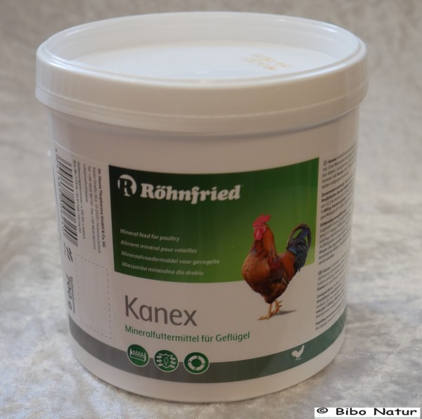 Kanex Mineralfuttermittel
