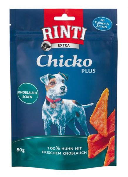 Rinti Extra Chicko Plus - Huhn mit Knoblauch-Ecken