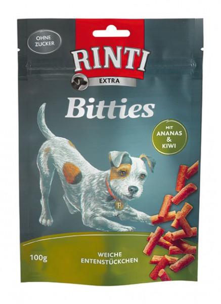 Rinti Extra Chicko Bitties - Ente mit Ananas und Kiwi