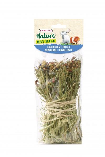 Nature Snack Hay Bale Kornblume
