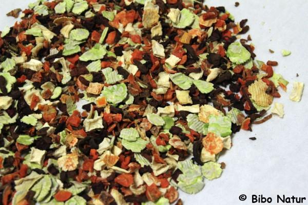 Trockengemüse Mix