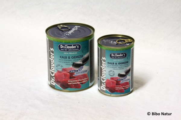 Dr.Clauder's Selected Meat Kalb&Gemüse