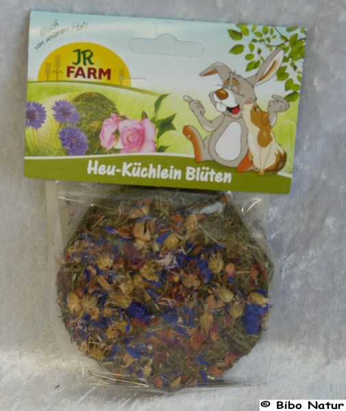 Heu Küchlein Blüten