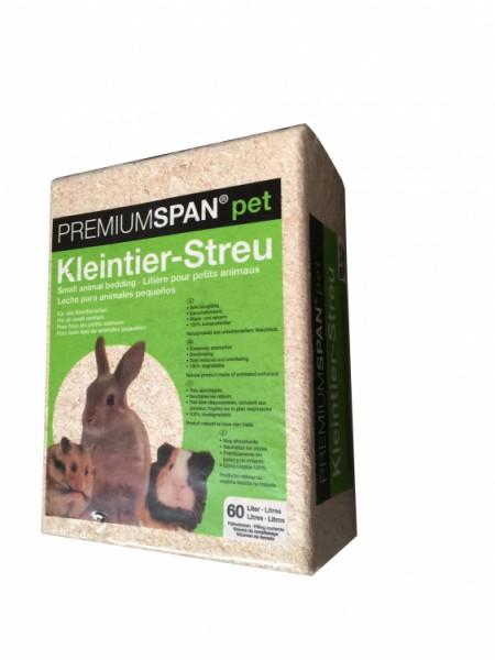 Premiumspan Kleintier-Einstreu
