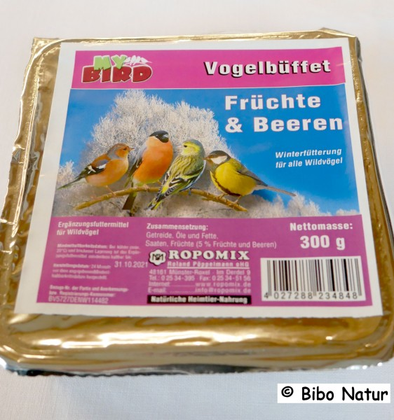 My Bird Vogelbüffet Früchte & Beeren