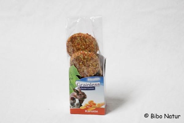 Grainless Dental Cookies Karotte
