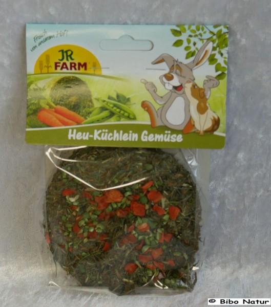 Heu Küchlein Gemüse