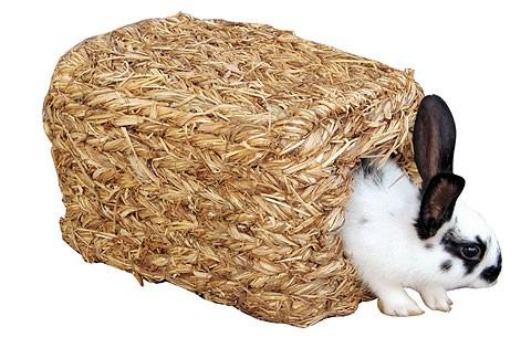 Grashaus für Kleintiere