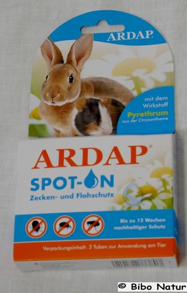 Ardap Spot On für Kleintiere