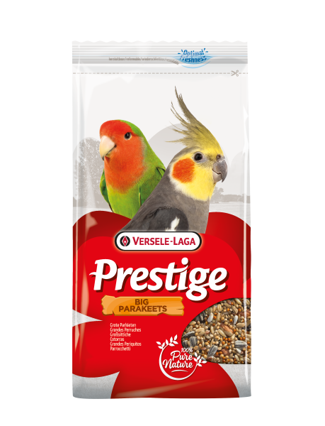 Prestige Großsittichfutter