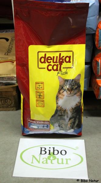 deuka cat - mit Fisch