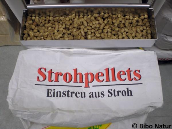 Ihr LandMarkt Strohpellets