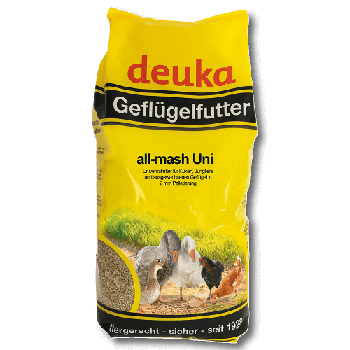 deuka All-mash Uni SB gekörnt