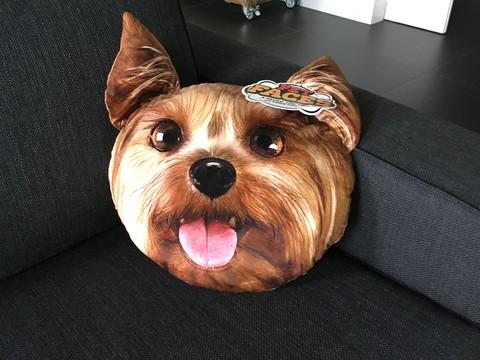 Kissen Petface Yorkshire Terrier