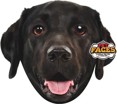 Kissen Petface Black Labrador
