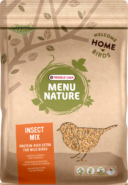 Menue Nature Insect Mix