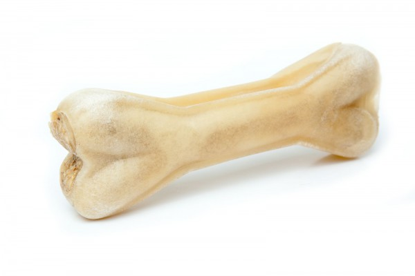 BONT Kauknochen mit Ziemer gefüllt