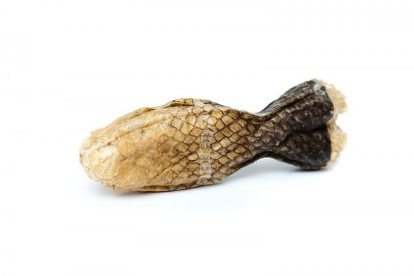 Lachshaut-Knochen
