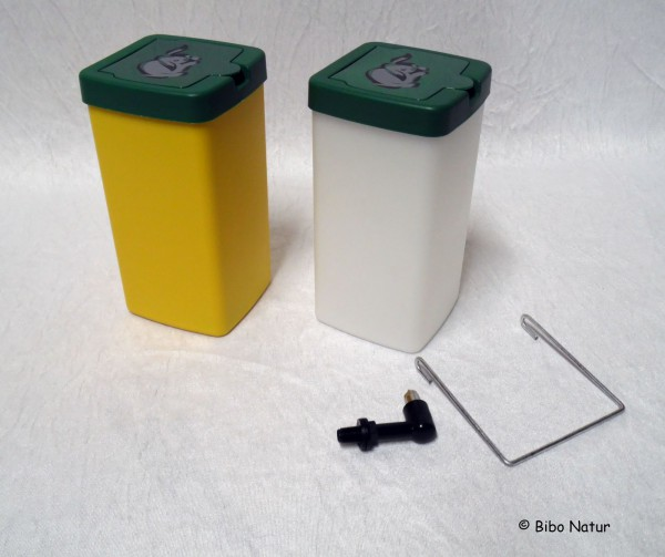 Trinkflasche mit Klappdeckel 1,0 L