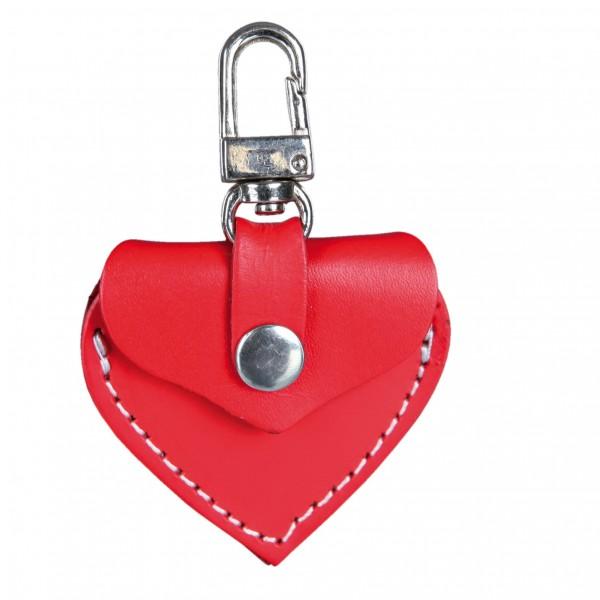 Adress-Anhänger Herzform