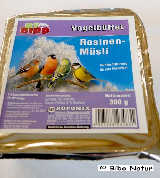 My Bird Vogelbüffet Rosinen-Müsli