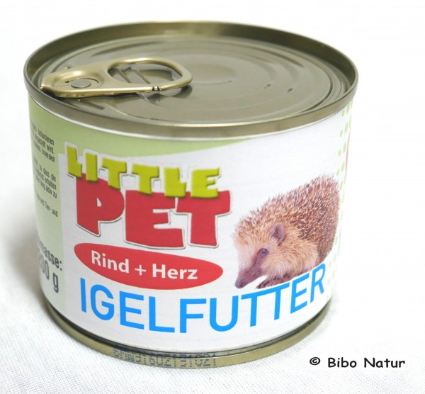 Igelfutter Rind + Herz