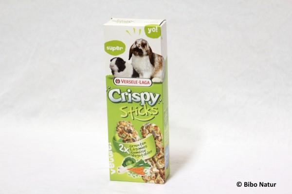 Crispy Sticks Gemüse