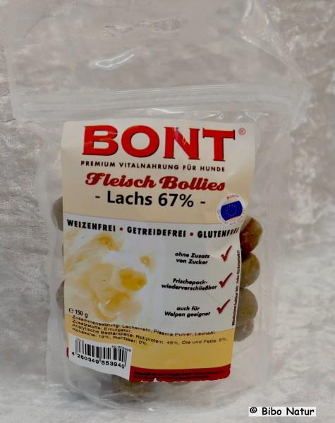 Fleisch Bollies Lachs